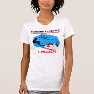 Grappige Freddie Flintoff Tshirt
