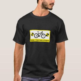 Grappige het Cirkelen T-shirt