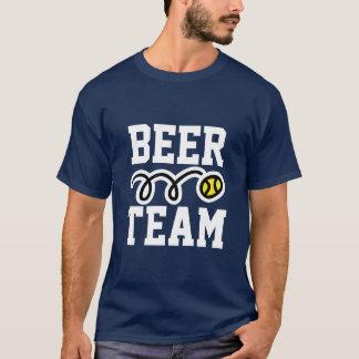 """Grappige het tennist-shirt van het Bier """"van het T Shirt"""