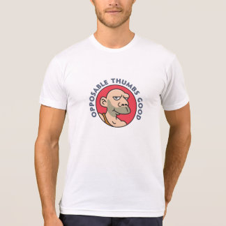 Grappige Holbewoner T Shirt