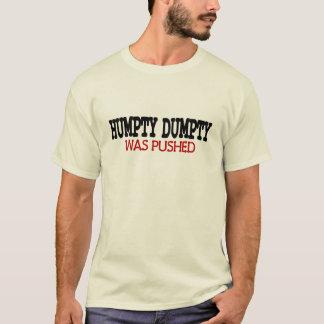 Grappige Humpty Dumpty T Shirt