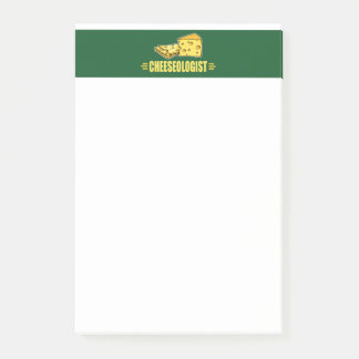 Grappige Kaas CHEESEOLOGIST Post-it® Notes