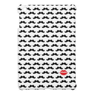 Grappige minisnor met lippen hoesjes voor iPad mini
