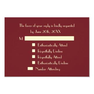 Grappige Moderne Gepersonaliseerde van de Partij 8,9x12,7 Uitnodiging Kaart