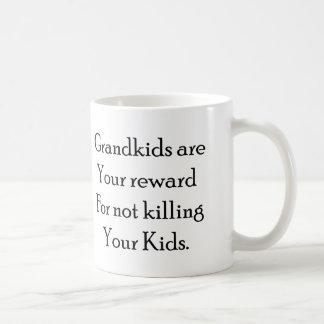 Grappige Mok voor de Grappige Gift van Grootouders