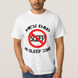 Grappige Nieuwe Papa T Shirt