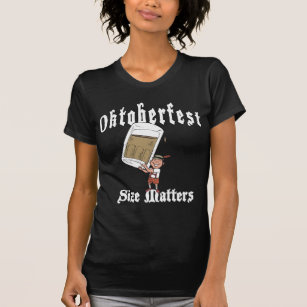 Grappige Oktoberfest die T-shirt drink