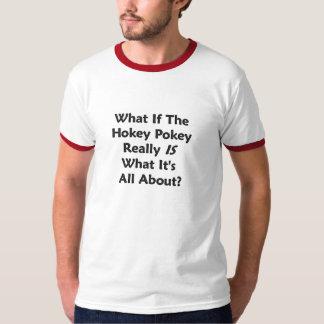 Grappige Overhemd van de Filosofie van KRW Hokey T Shirt