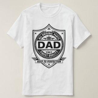 Grappige papa Al Originele T-shirt van het Mannen