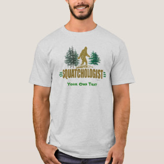 Grappige Sasquatching, Jager Sasquatch T Shirt
