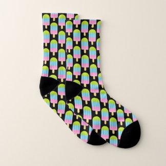 Grappige sokken met het leuke patroon van de