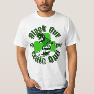 Grappige St Patricks Dag het Iers T Shirt