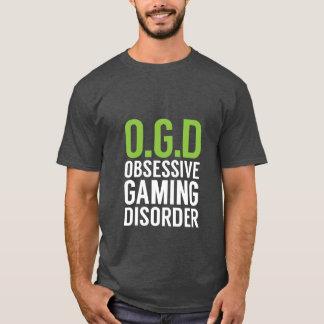 Grappige T-shirt Gamers voor Gokken Geeks