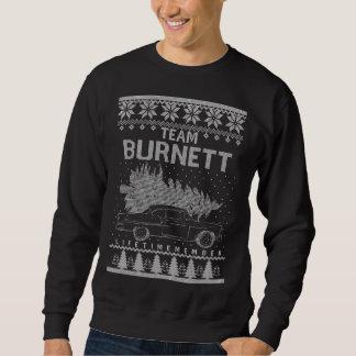 Grappige T-shirt voor BURNETT