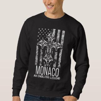 Grappige T-shirt voor MONACO