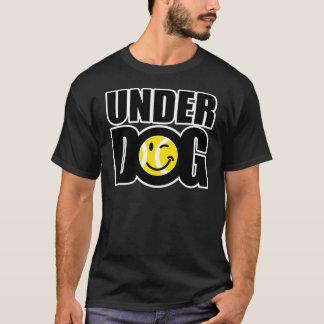 Grappige tennisgift met humoristisch sloganspreuk t shirt