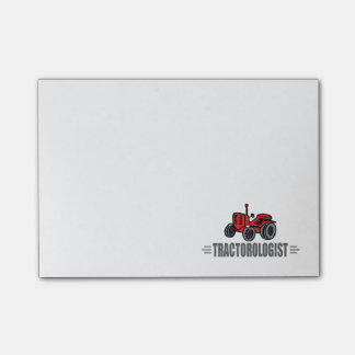 Grappige Tractor Post-it® Notes