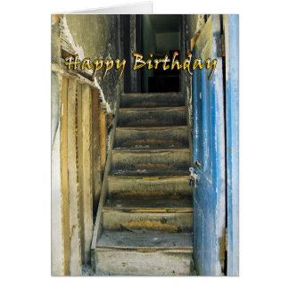 Grappige verjaardagskaart briefkaarten 0