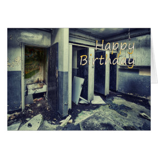 Grappige verjaardagskaart kaart