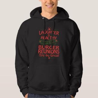 Grappige Vintage T-shirt voor HAMBURGER