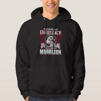 Grappige Vintage T-shirt voor MORRISON