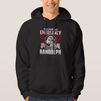 Grappige Vintage T-shirt voor RANDOLPH