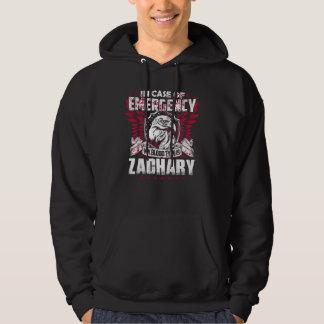 Grappige Vintage T-shirt voor ZACHARY
