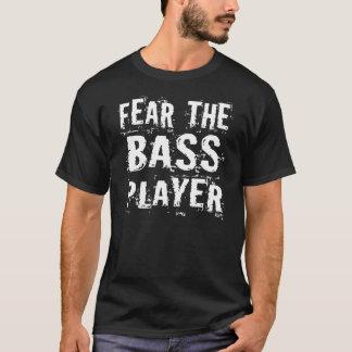 Grappige Vrees het BasT-shirt van de Muziek van de T Shirt