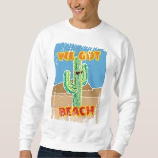 Grappige zuidwestelijke woestijncactus kregen wij trui