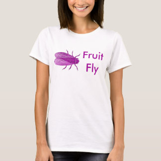 Gravure van de Vlieg van de T-shirt van de