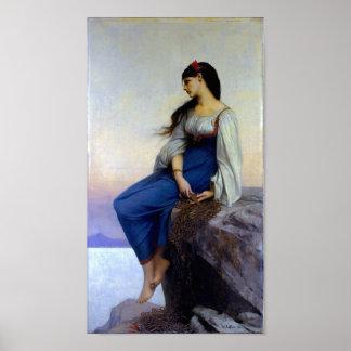 Graziella - Lefebvre (pastorale) ~ Poster