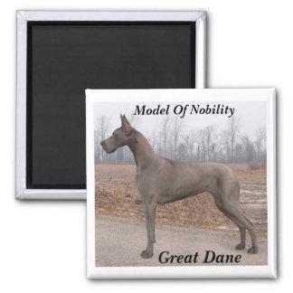 Great dane, Model van de Magneet van de Adel
