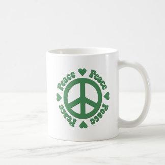 Greenpeace en Liefde Koffiemok