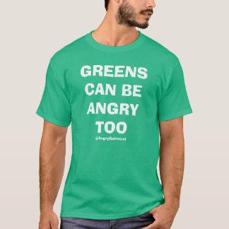 Greens kunnen ook Boos zijn T Shirt