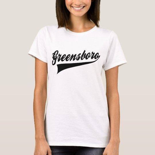 Greensboro T Shirt