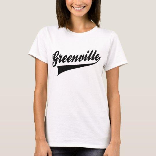 Greenville T Shirt