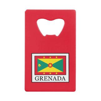 Grenada Creditkaart Flessenopener