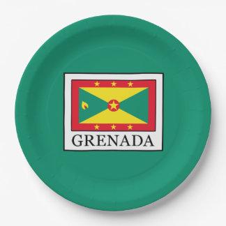 Grenada Papieren Bordje