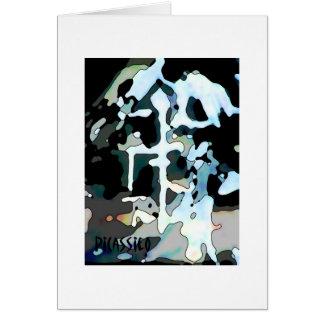 Grens van de Abstracte van de Kunst van het Werk Kaart