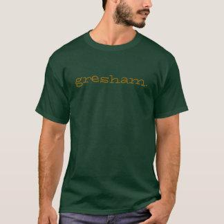 gresham. t shirt