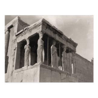 Griekenland, Athene, Akropolis, Parthenon Briefkaart