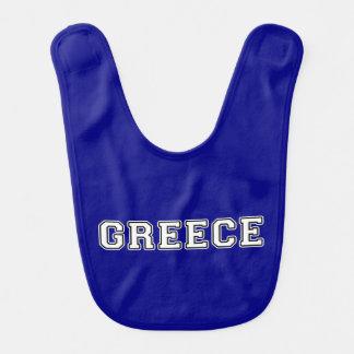 Griekenland Baby Slabbetje