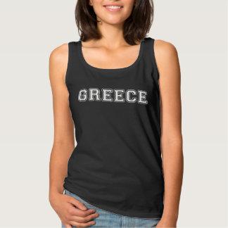 Griekenland Tanktop