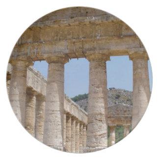 Grieks marmer melamine+bord