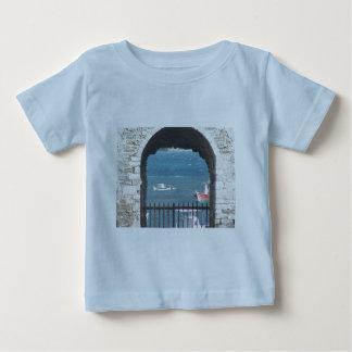 Griekse Deur aan de Oceaan Baby T Shirts