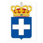 Griekse Koninklijke Wapens, Griekenland Wenskaarten