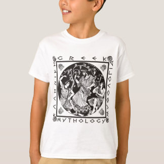 Griekse Mythologie - Zwarte T Shirt