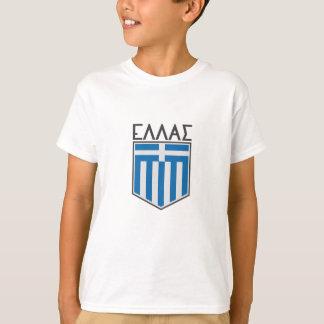 Griekse Vlag T Shirt