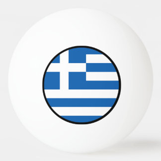 Griekse vlag van Griekenland, Pingpongbal