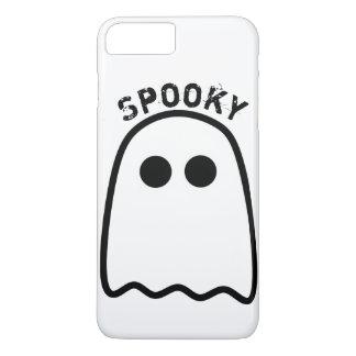 Griezelig de telefoonhoesje van het Spook iPhone 8/7 Plus Hoesje